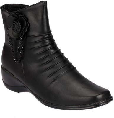 Ala Mode Boots(Black)