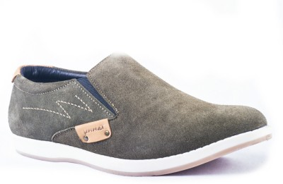 Tanny Shoes Green Casual Shoes