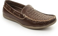 Bacca Bucci Brown Loafers best price on Flipkart @ Rs. 1039