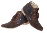 Prolific Wanderer Casual Shoes (Brown)