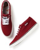 Kook N Keech Sneakers (Maroon)