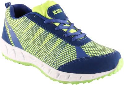 Blinder Men,s CR-004-P.GRN-N.BLUE Running Shoes