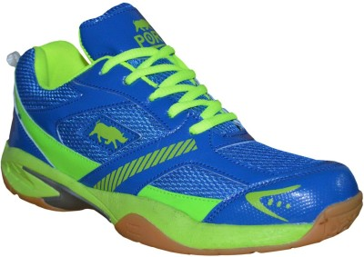 Port TRANS Badminton Shoes(Blue)