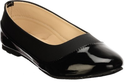 Calliebrown Callie brown trendy stylish black ballerinas Bellies