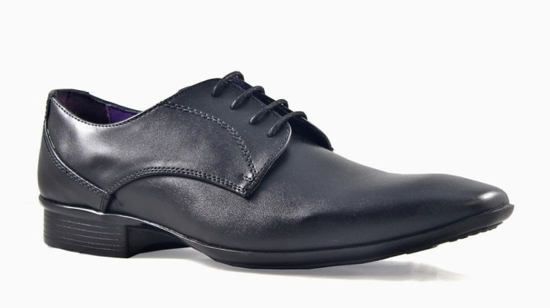 Knotty Derby Arthur Derby Lace Up ShoesBlack SHODRYJGJCGU7KSB