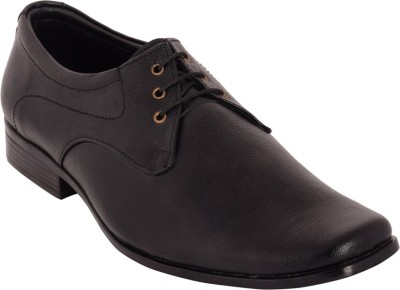 Claude Lorrain Claude Lorrain Men,s Black Semi Formal Shoes Slip On