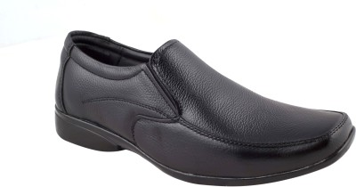 CheX Classy Leather Slip On Shoes