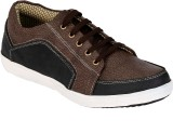 Marc Miguel Casual Sneakers (Brown)
