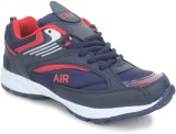 SRV Cobalt Navy/Red Sports Running Shoes...