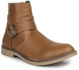 Digni MONK STRAP WITH ZIPPER BOOT Boots ...