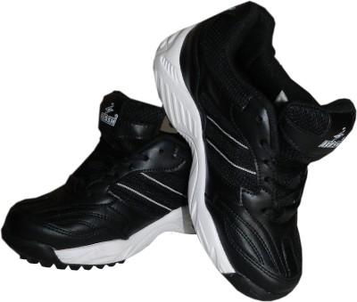 Flash Boys & Girls Lace Hockey Shoes(Black)