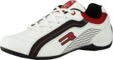 Ronaldo Dallas Casual Shoes (White, Blac...