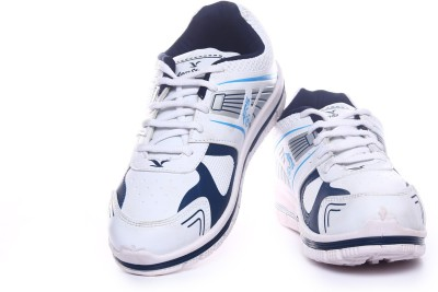 Aerostone ARS-TAP-9-WHITE-NAVY Running Shoes