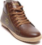 Goalgo Goalgo Brown Casual Shoes Casuals...