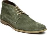 Harvard Casual Shoes (Green)