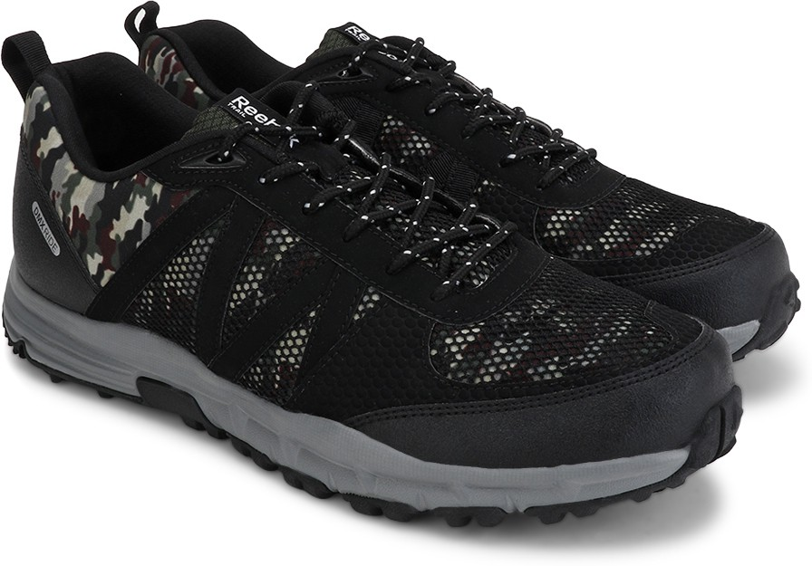 Reebok CAMO TREK Men Hiking   Trekking Shoes(Black) was ₹4999 now ₹ c99b3a039