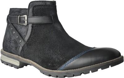 Delize T-008-BLACK Boots