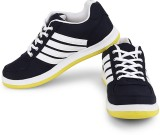 Rexel Spelax Canvas Shoes (White, Navy, ...