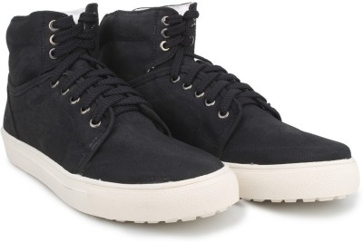Knotty Derby Alecto Collar Corporate Casuals, Casuals, Party Wear, Sneakers, Boots(Black)