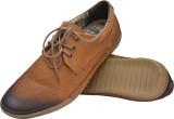Kuja Paris Party Wear Shoes (Tan)