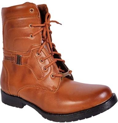 24 Casuals Tiger Boots