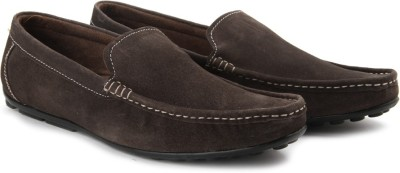 Andrew Scott Roony Loafers(Brown)