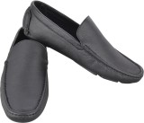 Mori Leather Loafers (Black)