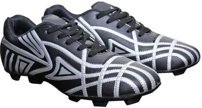 Parbat Spider-Blk Football Shoes