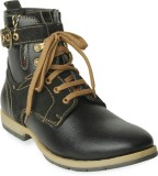 Ten Funky and Stylish Boots (Black)