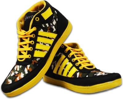 Austrich Highneck Canvas Shoes