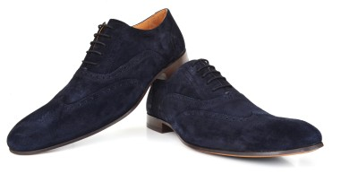 Language Semi Formal Brogue Shoes
