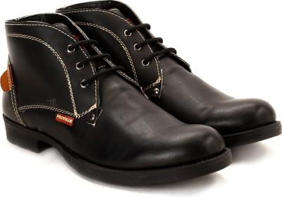 Provogue Boots(Black)