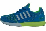Air Sports Running Shoes (Blue, Multicol...