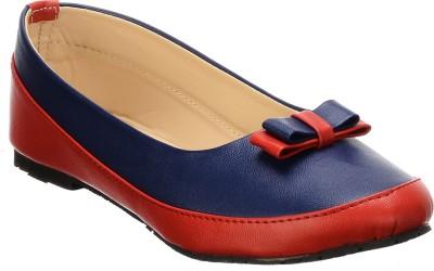 Calliebrown Callie brown trendy stylish red blue ballerinas Bellies
