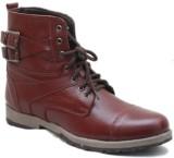 PFC Tango Boots (Burgundy)
