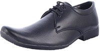 Vinay Traders Lace Up Shoes(Black)