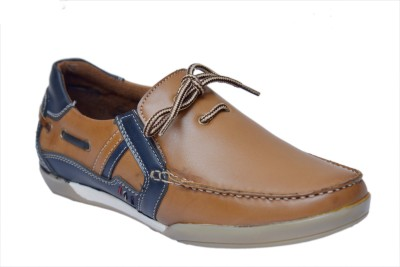 Royal Bronze Dynamic Casual Shoes