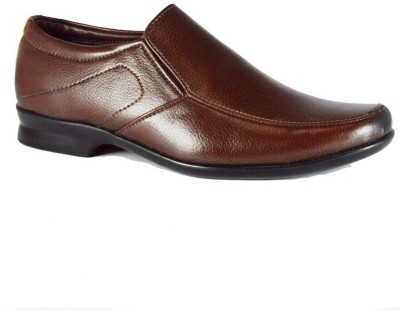 Westport RUSTON11BRN Slip On Shoes