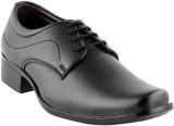 Smart Wood 7104 BLK Lace Up Shoes (Black...