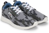 Stag Camo Full Sneakers (Blue)