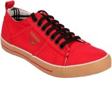 Touch By Lakhani Canvas Shoes (Red)
