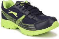 Slazenger MELBOURNE NAVY/LIME Running Shoes(Navy)