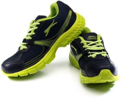 Slazenger SZR-BLACK/LIME Running Shoes