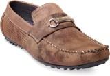 ADYBird Dark Puce Loafers (Brown)