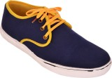Exotique EX0044BL Sneakers (Blue, Yellow...