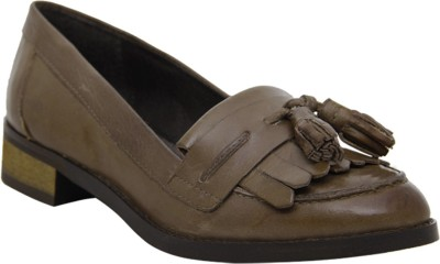 Hats Off Accessories Brown Loafers