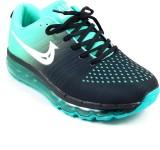 Air Sports Running Shoes (Green, Black)