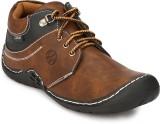 Italia Sneakers (Brown)
