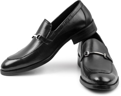 Mister Classy Trimmed Slip On Shoes