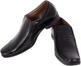 ShoeAdda 7734 Slip On (Black)